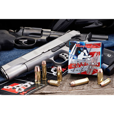 Hornady American Gunner XTP Handgun Ammunition, .380 ACP