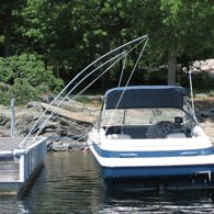 Dockmate Deluxe Mooring Whips 14'