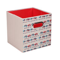 Home Expressions Let's Go Camping Collapsible Storage Cube