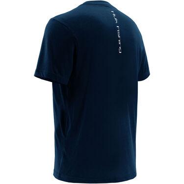 Huk Men's Short-Sleeve Logo Tee