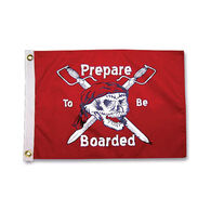 "Prepare to be Boarded, 12"" x 18"""