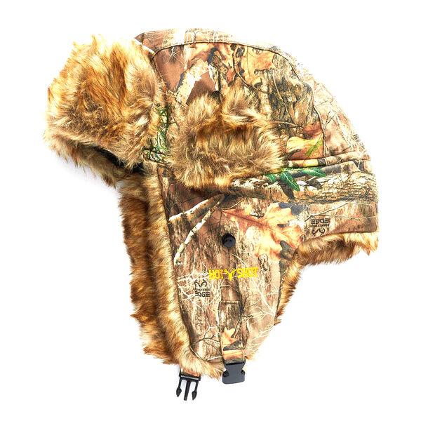 Hot Shot Men's Sabre Brushed Tricot Trapper Hat