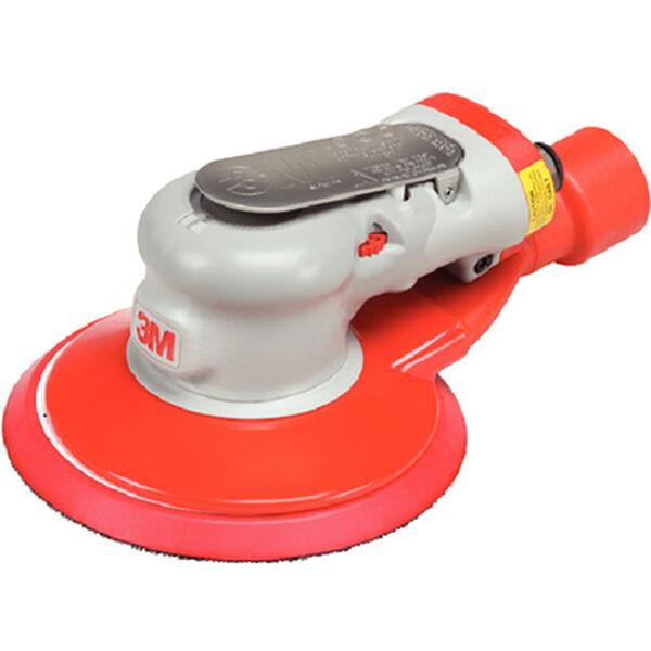 3M Elite Series Random Orbital Sander, Self-Generated Vacuum