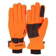 Huntworth Men's Waterproof Sherpa-Lined Hunting Glove