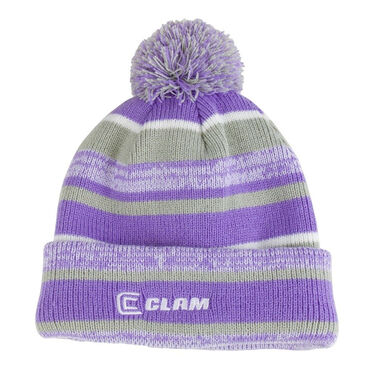 Clam Outdoors Pom Hat 2.0