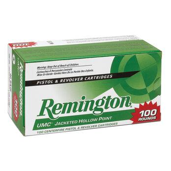 Remington UMC Handgun Ammunition Value Pack, .357 Mag, 125-gr., SJHP, 100 Rounds