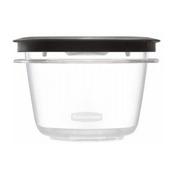 Rubbermaid Premier 2-Cup Food Storage Container with Easy Find Lid