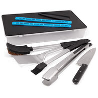 Broil King Porta-Chef Stainless Steel Tool Set