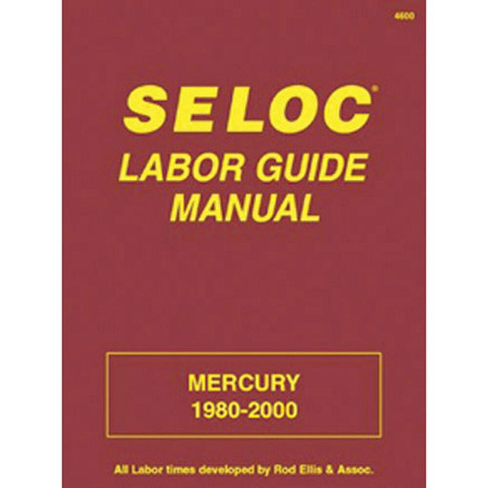 Sierra Seloc Labor Manual For Mercury Engine Sierra Part border=
