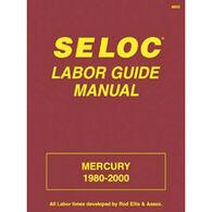 Sierra Seloc Labor Manual For Mercury Engine, Sierra Part #18-04600