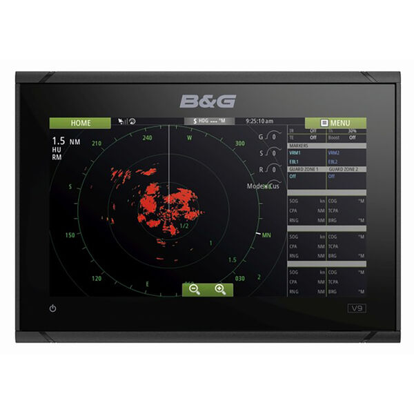 B&G Vulcan 9 Multifunction Chartplotter