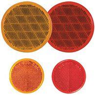 Self-adhesive Round Reflectors