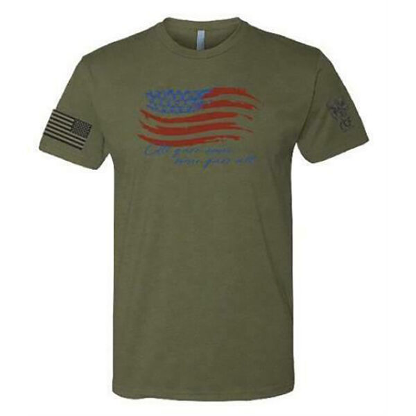 RTF All Gave Some Tee, Military Green