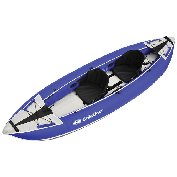Solstice Durango 2-Person Inflatable Convertible Kayak