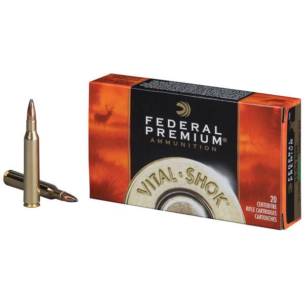 Federal Premium Vital-Shok Sierra GameKing Rifle Ammo, 7mm Rem Mag, 150-gr.