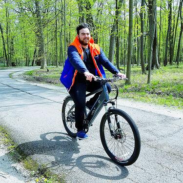 "Volton Alation 500 E-Bike, 20"" Frame"