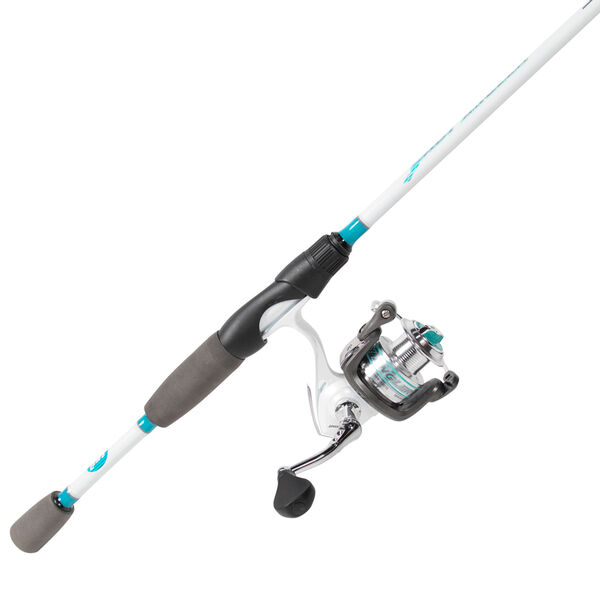 Lew's Lady Angler Graphite Spinning Combo