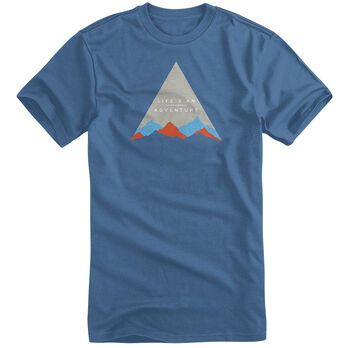 Points North Men's Life's An Adventure Short-Sleeve Tee