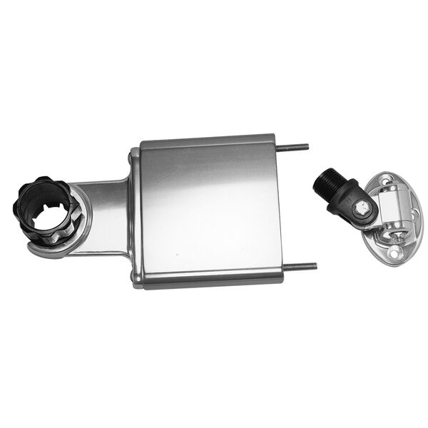 Rupp Standard Antenna Mount With 4-Way Base And Spacer