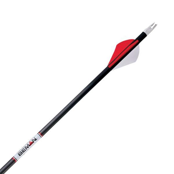 """Beman Carbon """"White Box"""" Arrows, 4 Pk."""