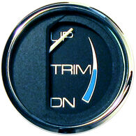 Faria Chesapeake SS Trim Gauge For Mercury/Mercruiser/Volvo DP/Yamaha