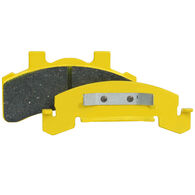 "Tie Down Replacement Ceramic Disc Brake Pads for 10"" and 12"" G5 Disc Brakes"