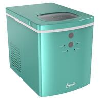 Avanti Portable Countertop Ice Maker, Aqua