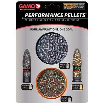 Gamo High-Performance Airgun Pellets Combo Pack, .177-cal.