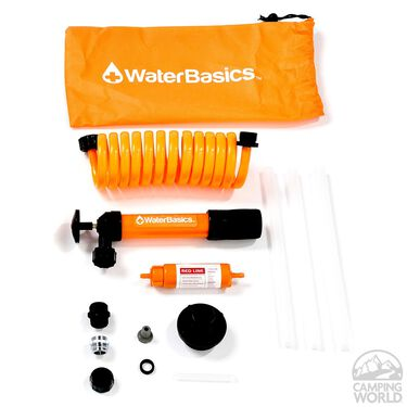 WaterBasics Emergency Pump and Filter Kit