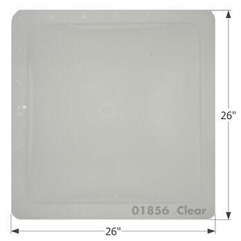 RV Skylight - SL2222C - Clear