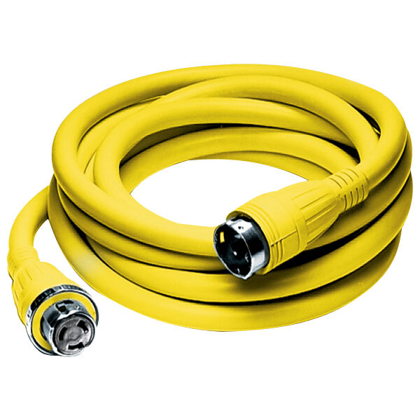 Hubbell HBL61CM52 50' 50-Amp Shore Power Cord
