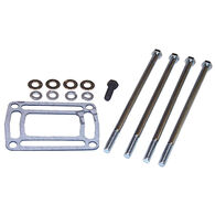 Sierra Exhaust Elbow Mounting Kit For OMC/Volvo/GM Engine, Sierra Part #18-8507