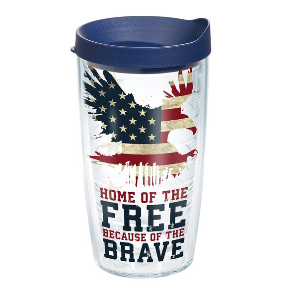 Tervis® Home of the Free Tumbler, 16 oz.