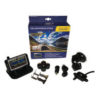 TST 507 Series 6 Sensor TPMS System with Color Display