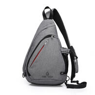 Backpack Style No. 4, 6 L, Gray