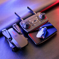 Foldable WIFI Drone with 720HD Camera