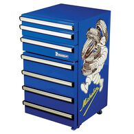 Michelin Tool Chest Fridge with Drawers, 1.8 cu.ft.