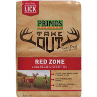 Take Out Red Zone Granular Mineral Bag, 4 lbs