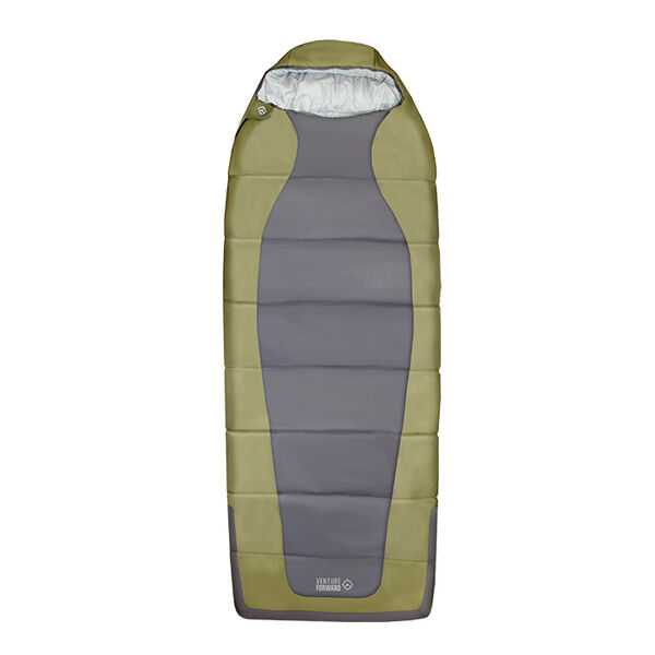 Venture Forward Zion 3D 0° Hooded Rectangular Sleeping Bag