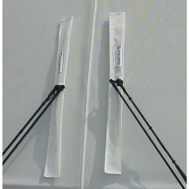 Sunguard Wiper Savers, 2-Pack, White
