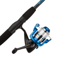 Shakespeare Navigator Spincast Rod and Fishing Reel Combo