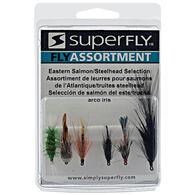 Superfly Eastern Salmon/Steelhead Fly Assortment
