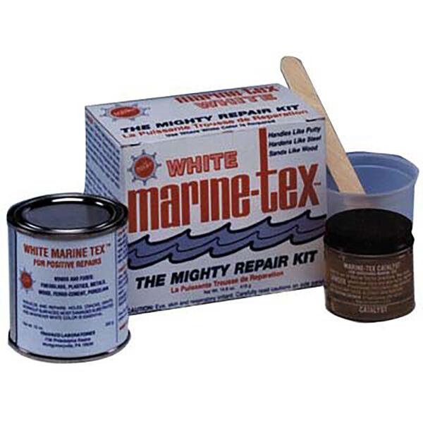Marine-Tex 1-lb. Repair Kit