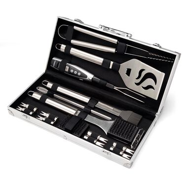 Cuisinart 20 Piece Tool Set with Aluminum Case