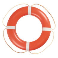 "Aer-O-Buoy Life Rings Orange 30"" SOLAS Approved *Suitable for Quick Release from the Bridge"