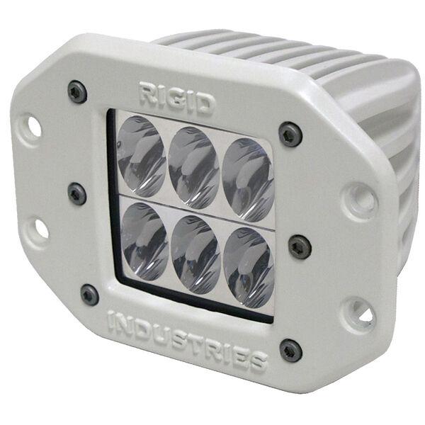 Rigid Industries M-Series Dually D2 Flush-Mount LED Light, Driving
