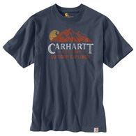 Carhartt Men's Workwear Outdoor Explorer Short-Sleeve Graphic Tee