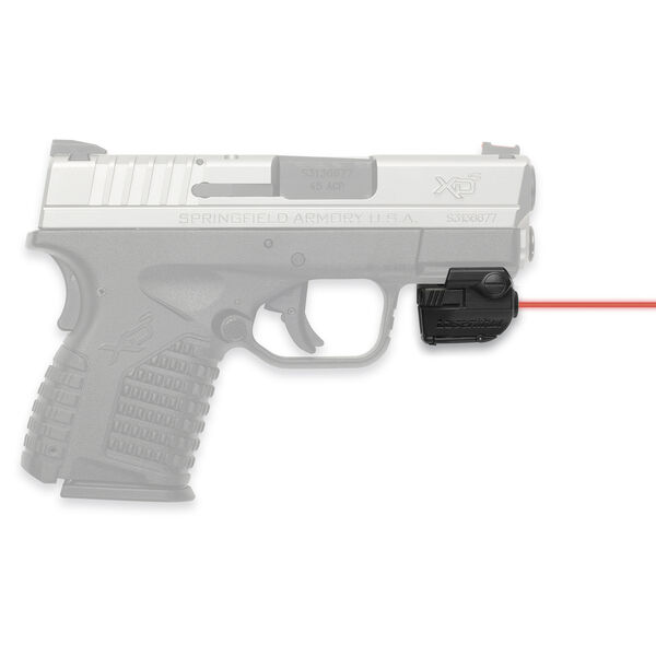 LaserMax Micro II Rail Mounted Laser, Red