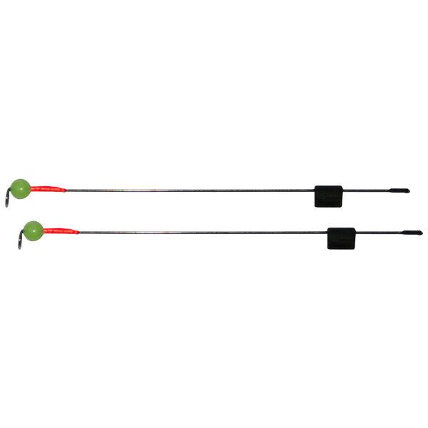 Clam Nitinol Spring Bobber, 2-Pack, Ultra-Light