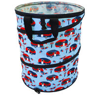 Patriotic USA Collapsible Container